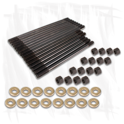 Cylinder Head Studs & related Parts