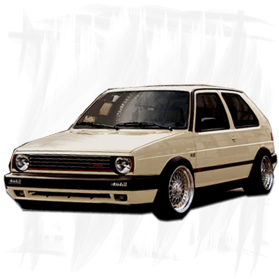VW Golf II '83 - '92