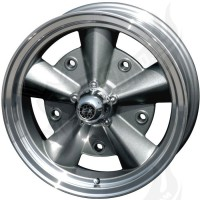 Flat 4 Enkei 5 Spoke 5,5x15 ET12