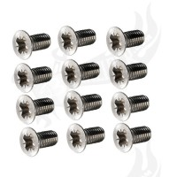 Door mounting screw, each,  M8x15