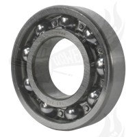 Wheel Bearing, rear inner, 8/67-